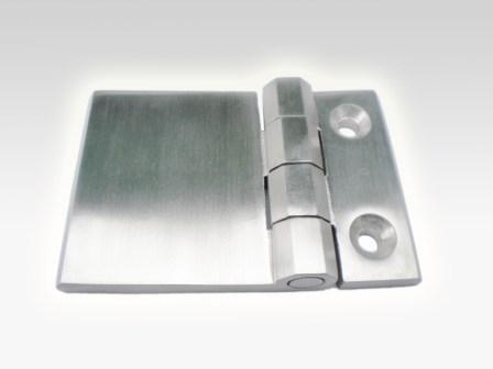 Acero inoxidable bisagras de puerta de 180 grados acero for Puertas 180 grados
