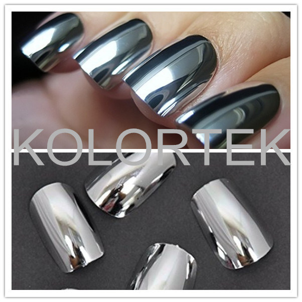 Aluminiumpuder-Chrom-Pigment-Spiegel-Effekt-Silber-Nagel Foto Auf De.Made-in-China.com