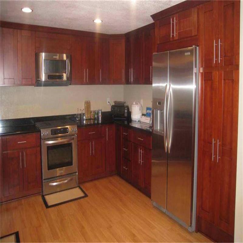 cabinet de cuisine en bois des etats unis de cabinet standard de cabinet de cuisine en bois