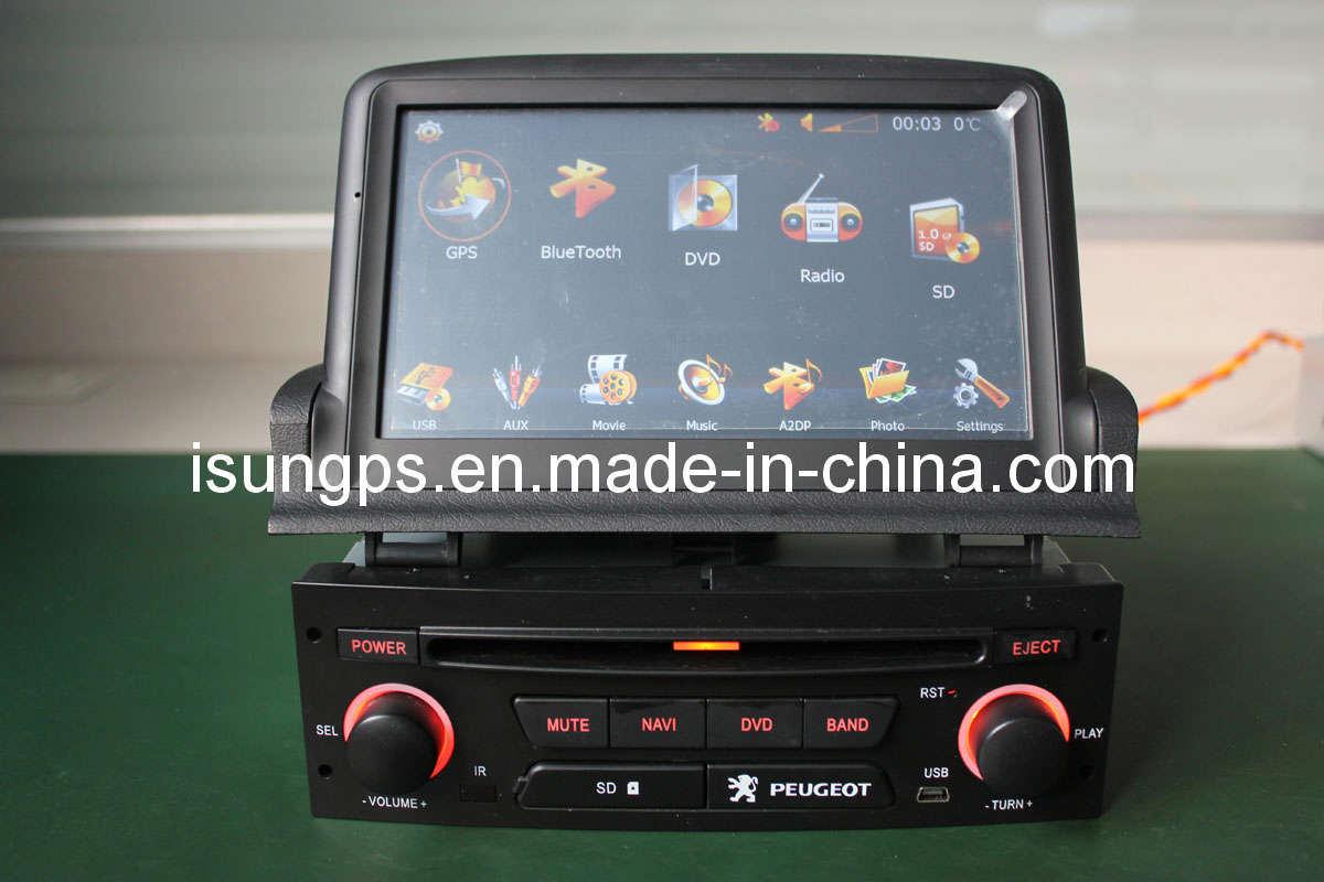 coche dvd gps para peugeot 307 con tv ipod de bt ts7983 coche dvd gps para peugeot 307 con. Black Bedroom Furniture Sets. Home Design Ideas