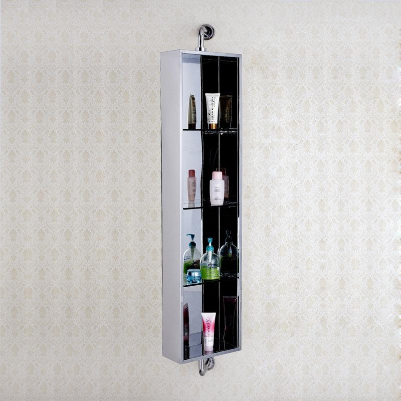 Cabinet multifonctionnel de miroir tournant cabinet for Miroir tournant