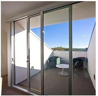 porte coulissante en verre en aluminium model 05 porte coulissante en verre en aluminium. Black Bedroom Furniture Sets. Home Design Ideas