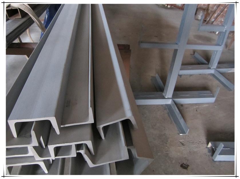 Canal de acero inoxidable de aisi 304 hierro del canal u - U acero inoxidable ...