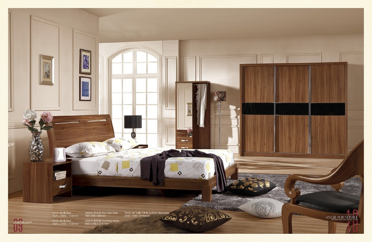 Meubles de chambre coucher de mod le de l 39 europe c615 for Commande chambre a coucher
