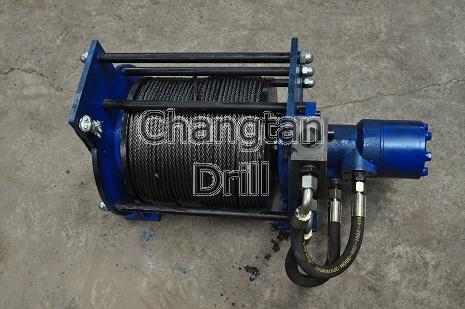 Argano idraulico argano idraulicofornito dachangtan for Argano usato