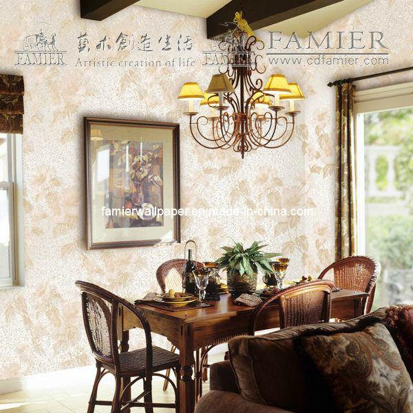 papier peint de chambre coucher papier peint am ricain de mod le voiles phoenix flower 007 d. Black Bedroom Furniture Sets. Home Design Ideas