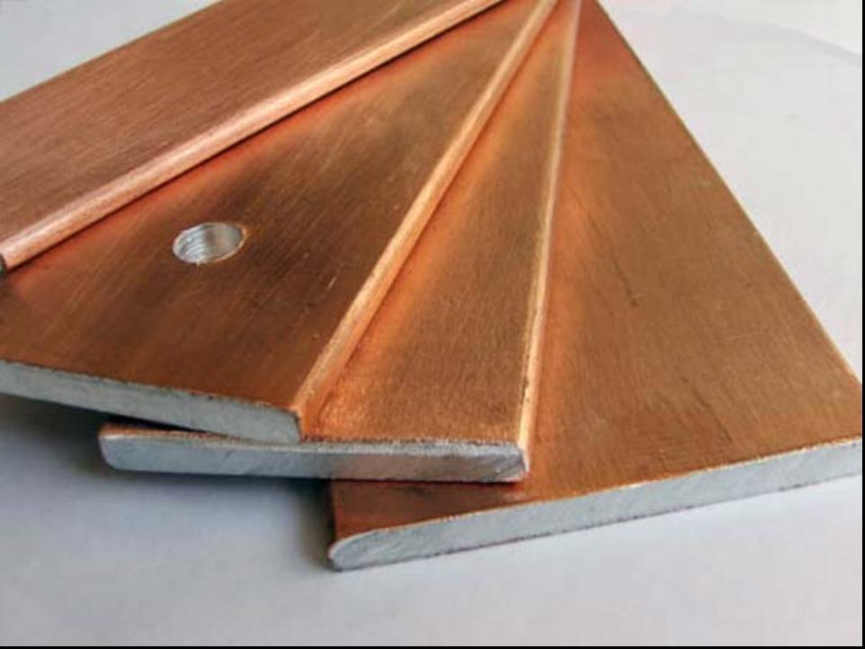 Placa de aluminio revestida de cobre placa de aluminio - Placas de aluminio ...