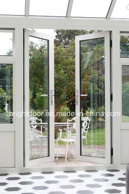 Puertas francesas de exterior materiales de construcci n for Puertas para patios modelos