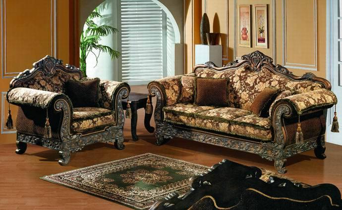 Sofa Meuble-Classique français (3062) –Sofa Meuble-Classique ...