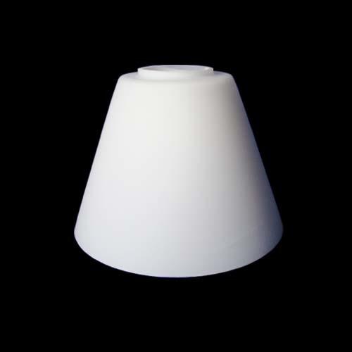 De schaduw van de lamp van het glas 510am de schaduw van de lamp van het glas 510am - Kleine kap ...