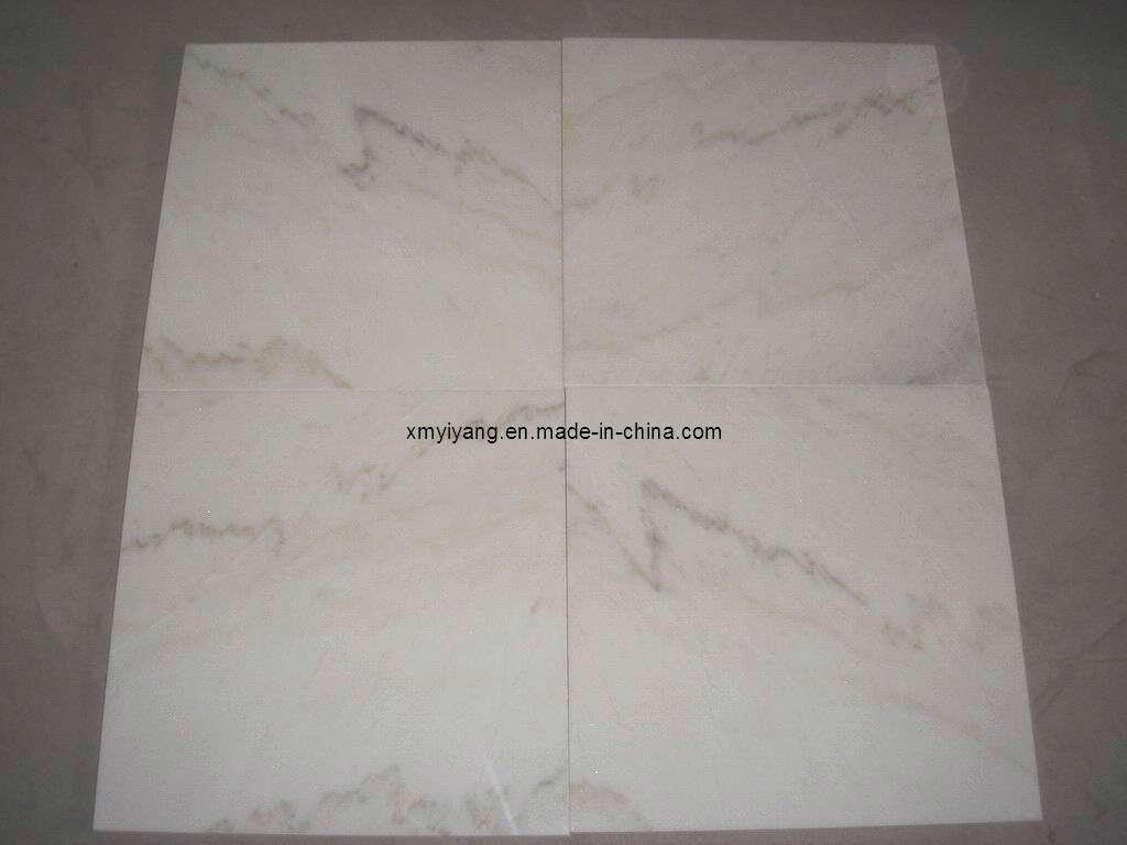 Tuile de marbre en bois de white grey black athens yy mt003 tuile de marbre en bois de - Marbre blanc calacatta ...
