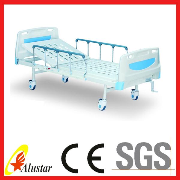 Cama manual del hospital con los cabeceros del abs cama - Cabeceros de cama manuales ...
