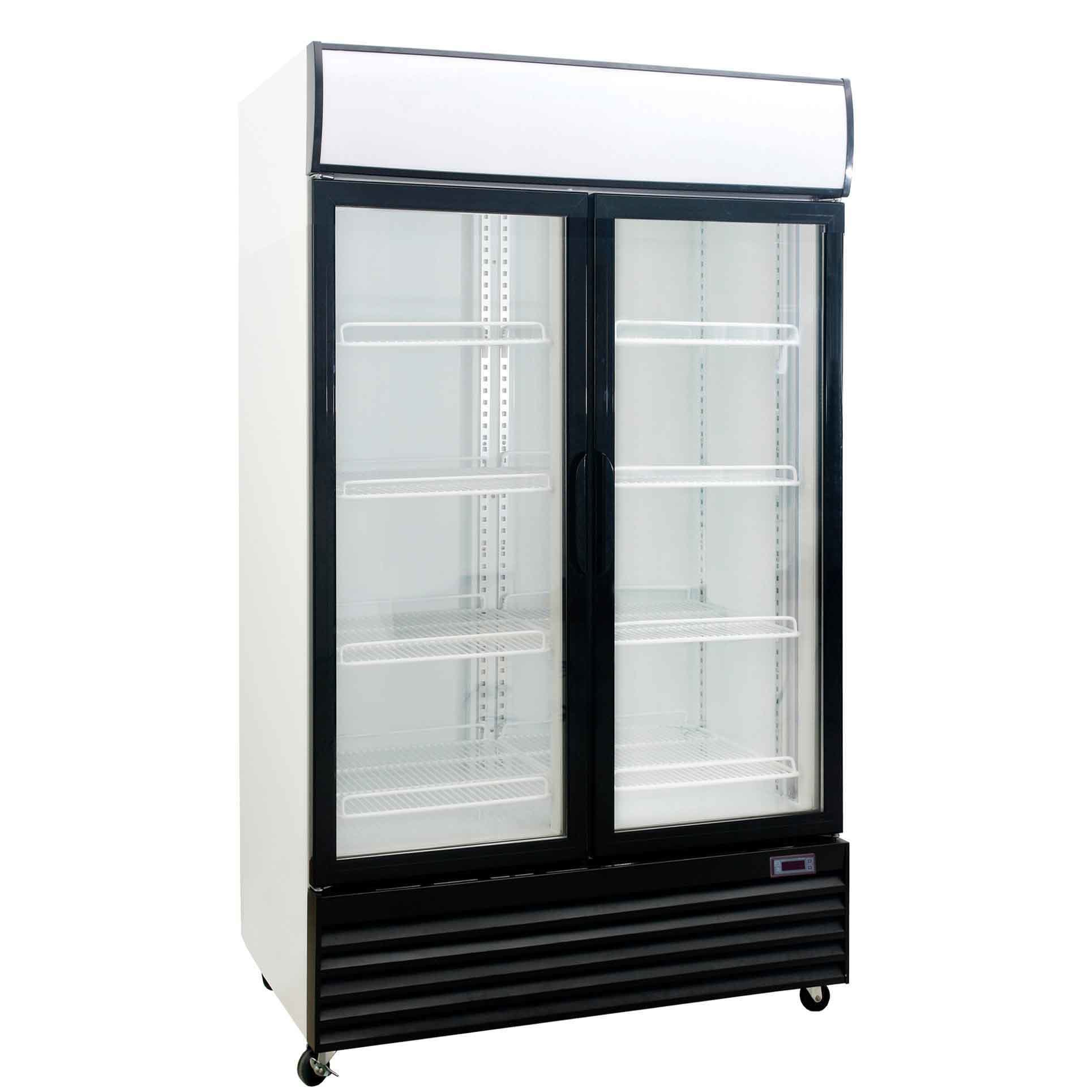 Commercial Refrigerator (SS P1000WB A) – 1000L Upright Commercial  #14181B