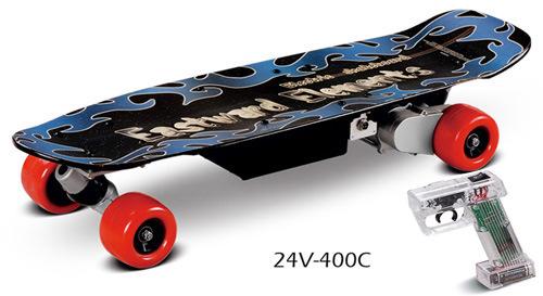 Planche roulettes lectrique bt24v 400c planche - Planche a roulette ...