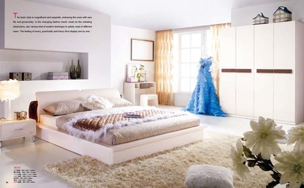 Leuke decoratie in een simpele slaapkamer homease decoratie
