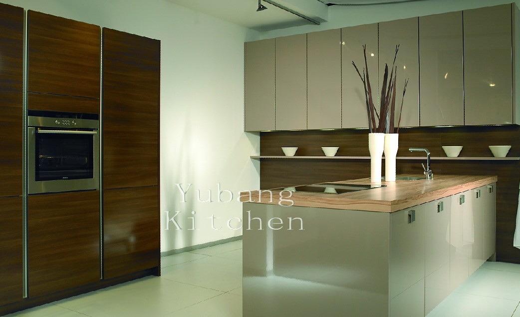 Gabinetes de cocina modernos sencillos for Disenos de gabinetes de cocina