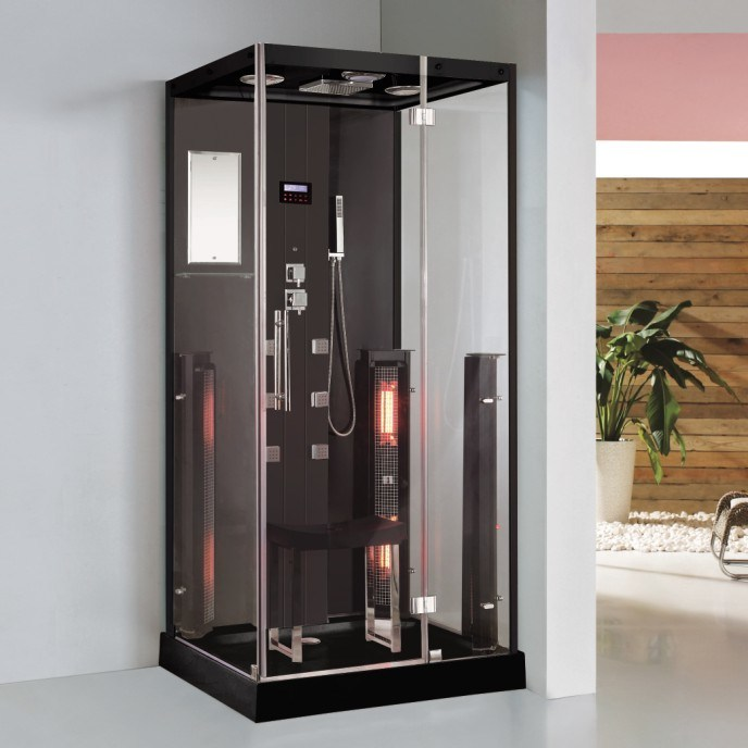 douche vapeur infrarouge sauna hammam elegance s rie k071 douche vapeur infrarouge. Black Bedroom Furniture Sets. Home Design Ideas