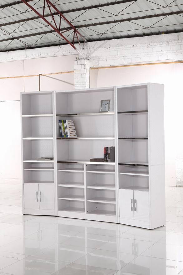 Gabinete del estante para libros muebles de oficinas de for Muebles para guardar libros