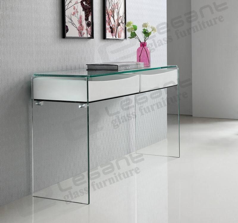 Foto de Vector de consola de cristal moderno, vector de consola ...