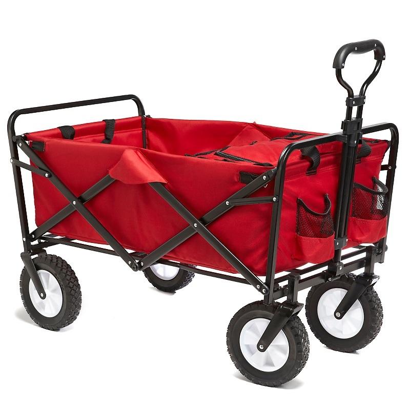 Chariot se pliant universel populaire d 39 outil de chariot de plage de main photo sur fr made in - Chariot de plage pliable ...