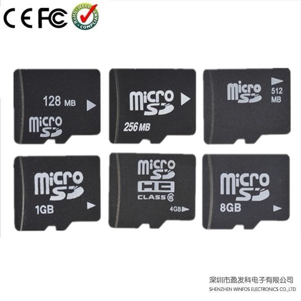 Winfos 128mb 32gb micro sd tf memory card micro sdhc - Carte micro sd leclerc ...