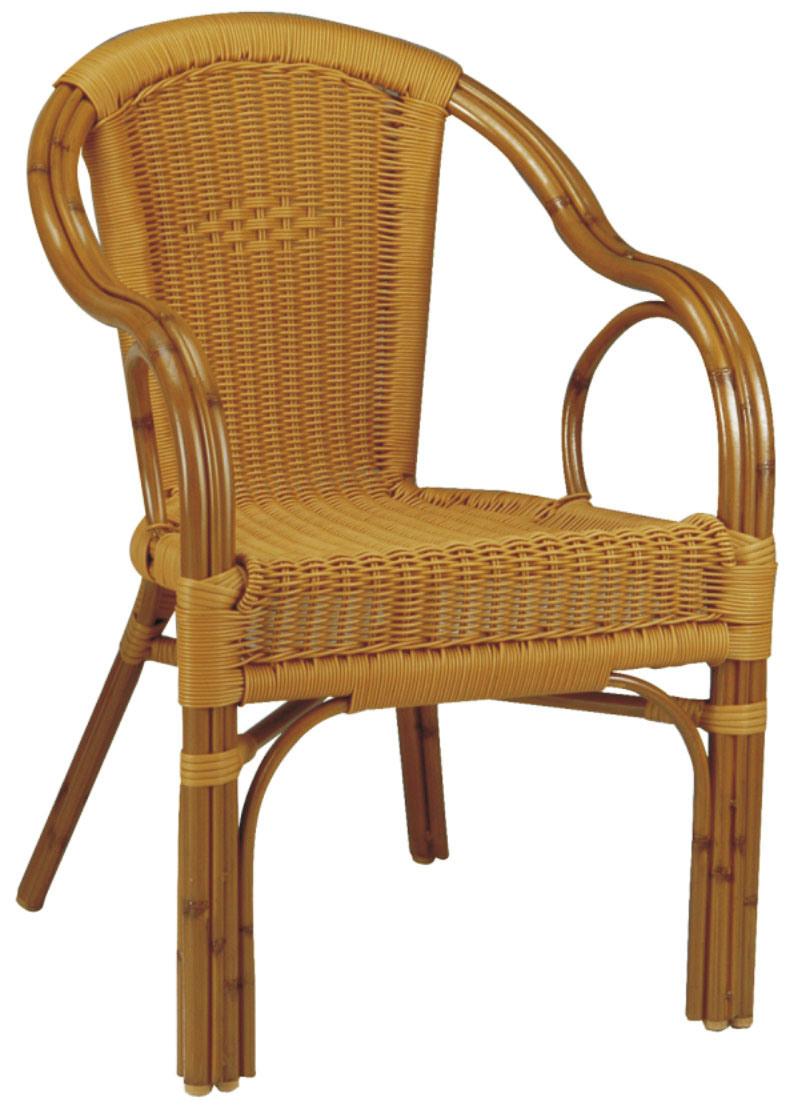 Meubles de rotin chaise de jardin en aluminium meubles for Meuble en rotin