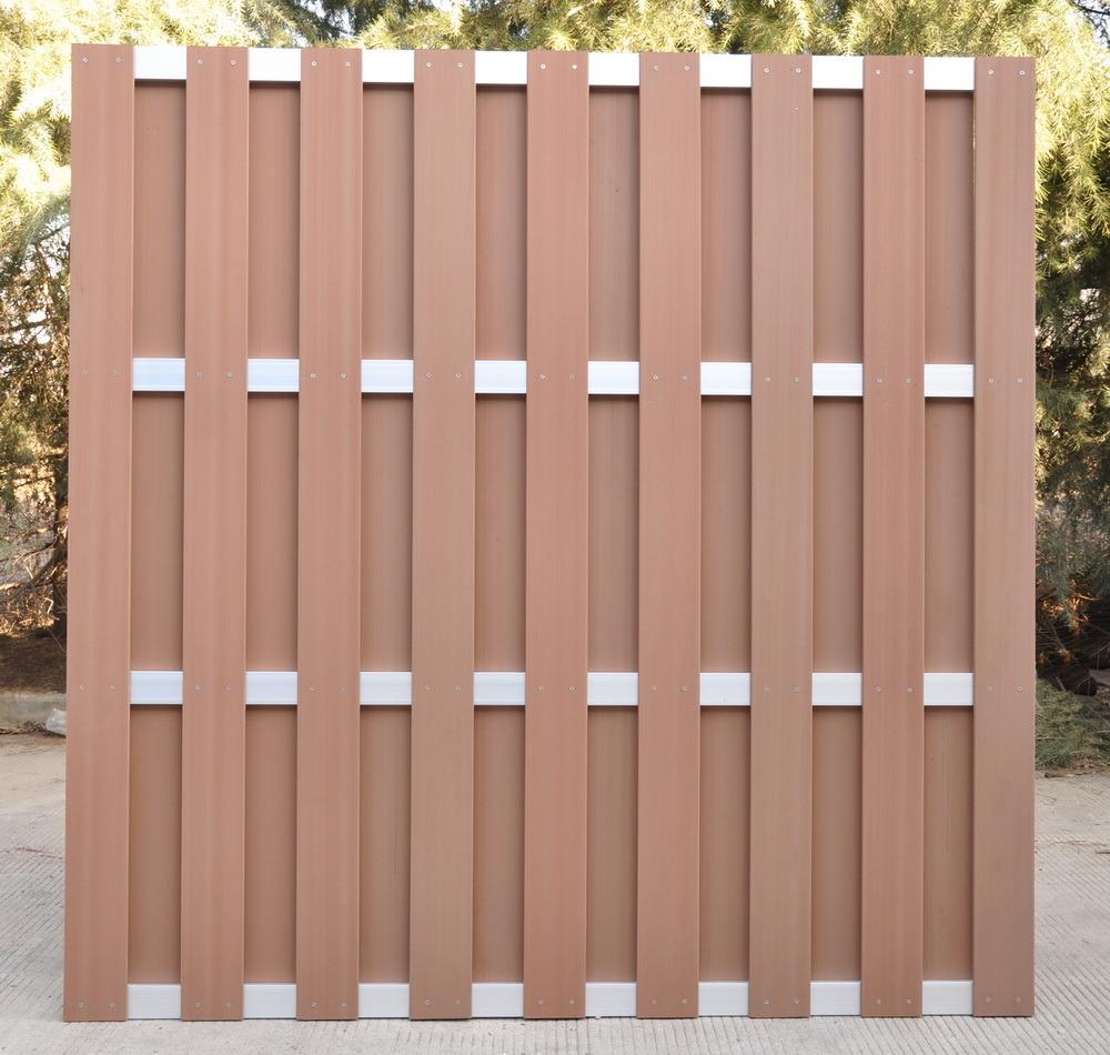 Wpc Zaun Idee Home Design Ideen