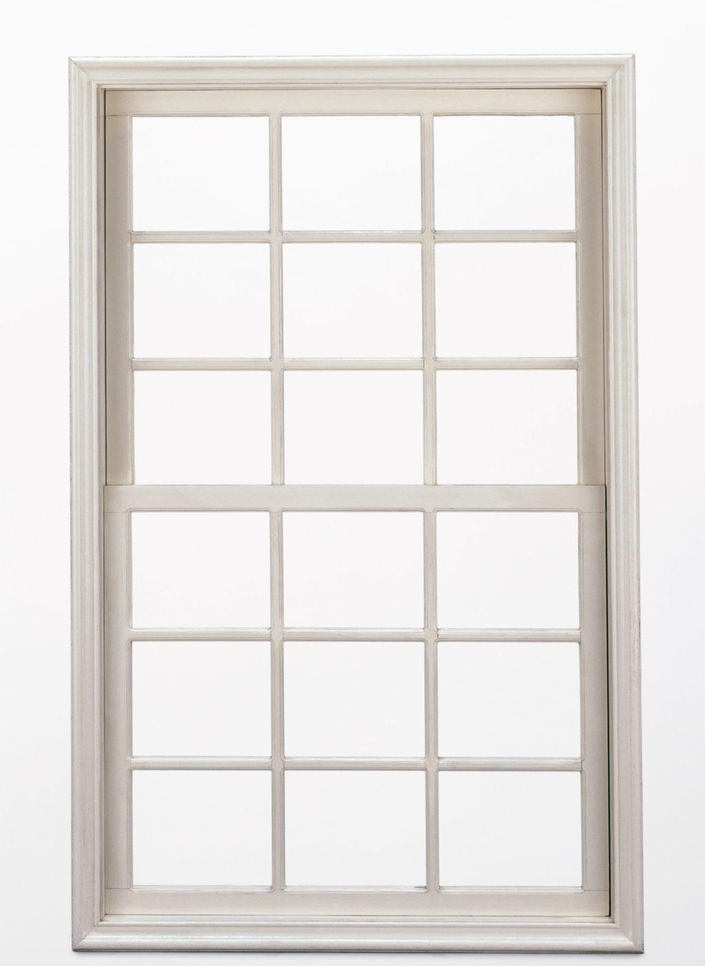Vertical de aluminio que resbala la sola ventana colgada - Cerramientos de aluminio precio por metro cuadrado ...