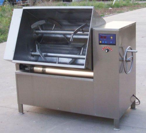 M quina do misturador da carne 50l 500l m quina do for Home made product for sale