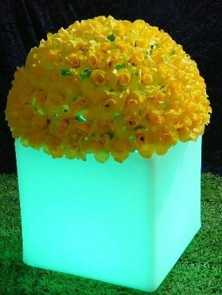 Pot De Fleur De Led Meubles Lumineux De Led Lg 4141 Pot