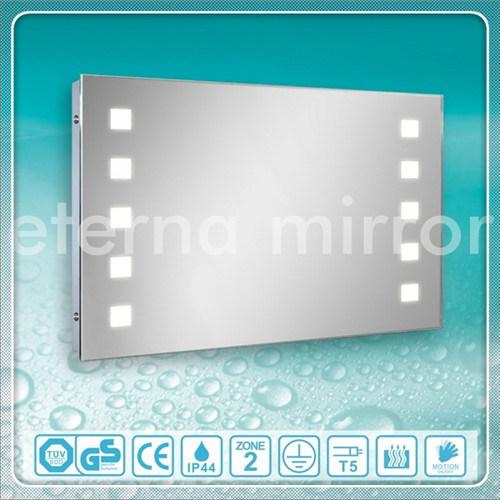 Miroir de salle de bains lumineux par ip44 miroir de for Lumiere pour miroir de salle de bain