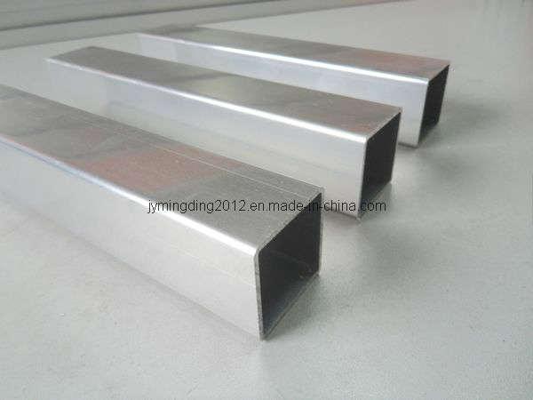 Tubo cuadrado de aluminio tubo cuadrado de aluminio - Perfil cuadrado aluminio ...