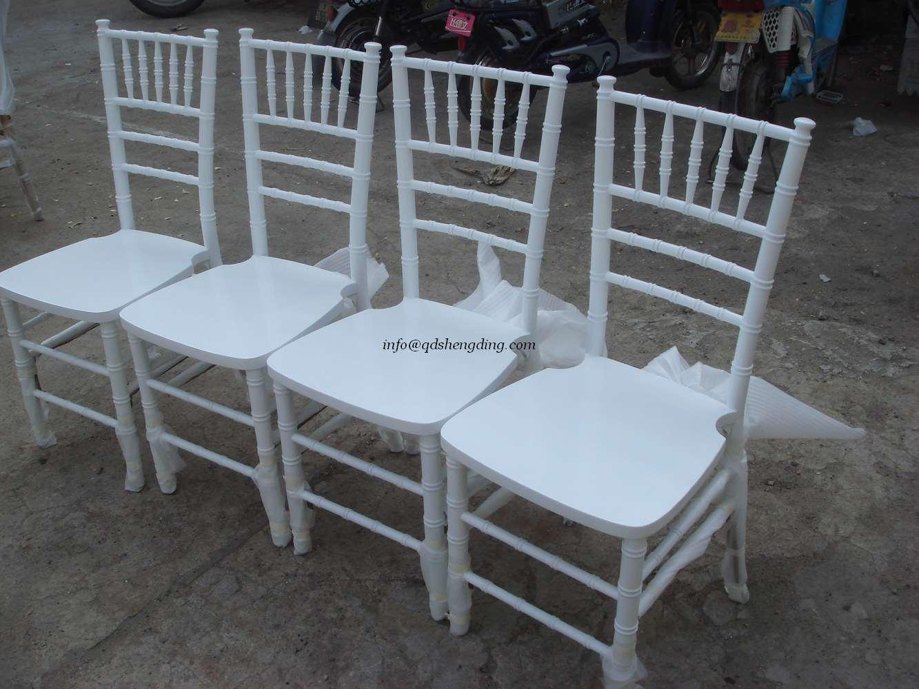 Sedie bianche di chiavari cc001 sedie bianche di for Sedie di legno bianche