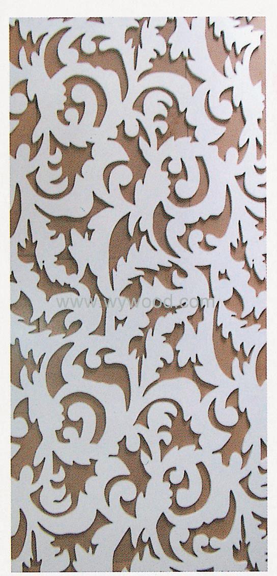 Foto de tallado panel decorativo wy 30 en es made in - Paneles decorativos madera tallada ...