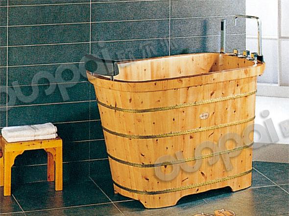 Vasca da bagno di legno oe 315 a vasca da bagno di - Vasca bagno legno ...