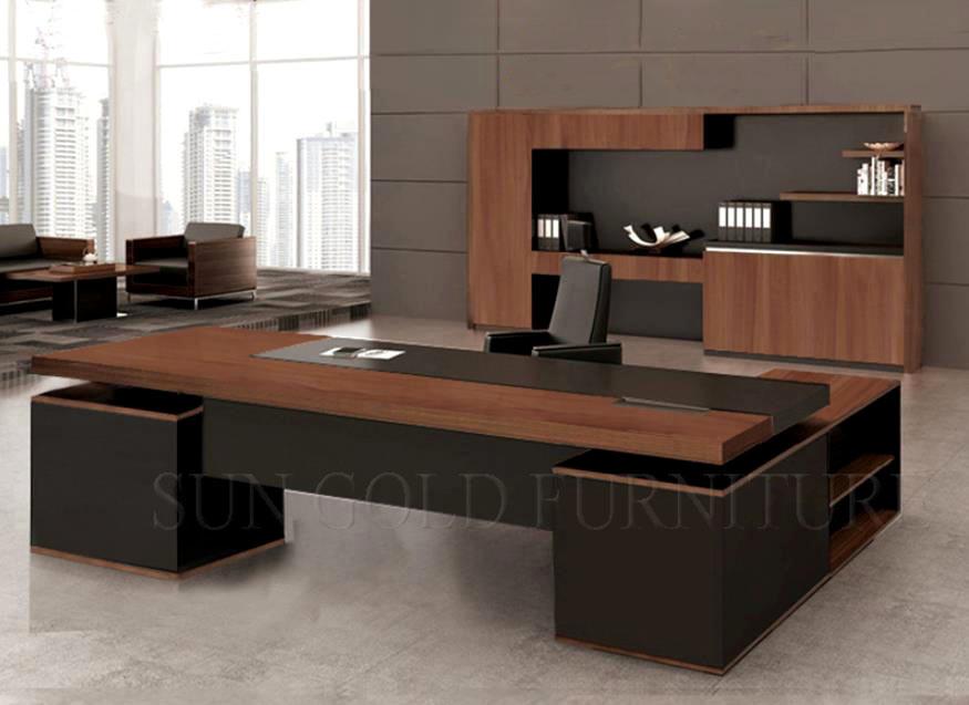 Schreibtisch Büro Modern ~ Hoher Gradmoderner BüroMöbelBüroSchreibtisch (SZOD332) foto