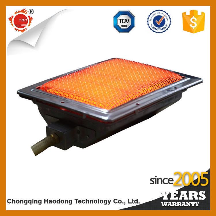 Bec infrarouge hd220 de gril de barbecue de gaz portatif - Barbecue infrarouge gaz ...