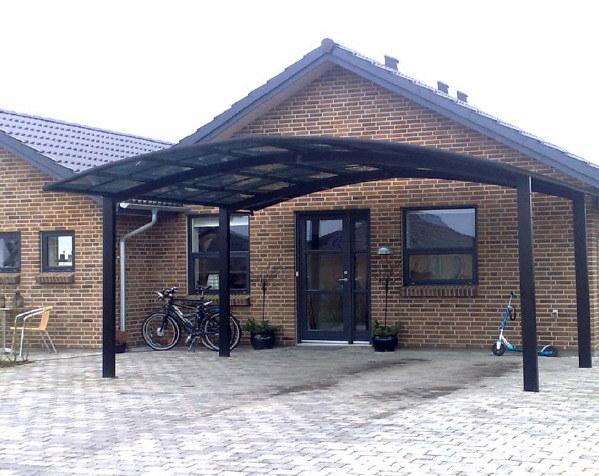 Carport del metallo tq1002 carport del metallo tq1002 for Carport shop
