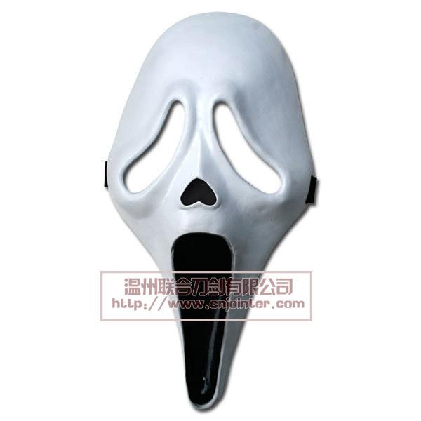 Как сделать маску крика из одной бумаги