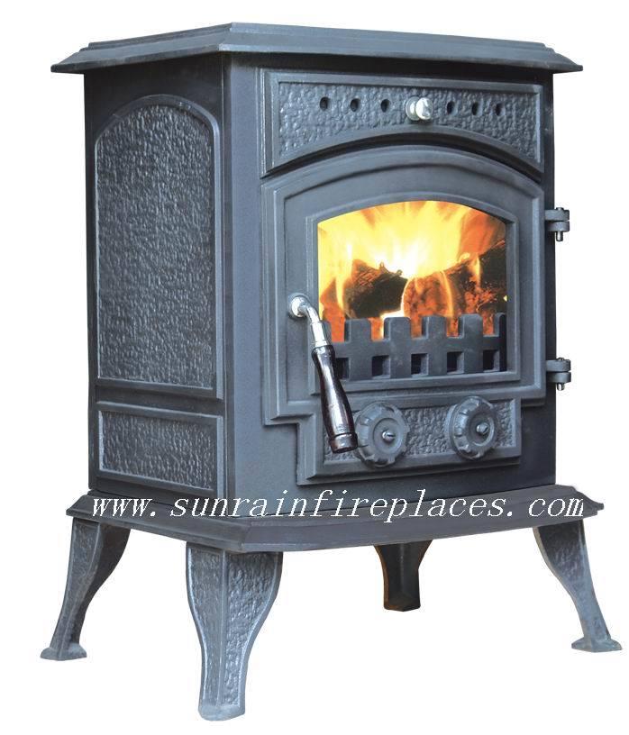 Stufa burning di legno del ghisa ja040 stufa burning - Stufa in ghisa prezzo ...