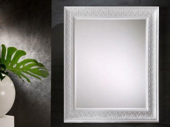 Как сделать рамку для зеркала из молдингов своими руками