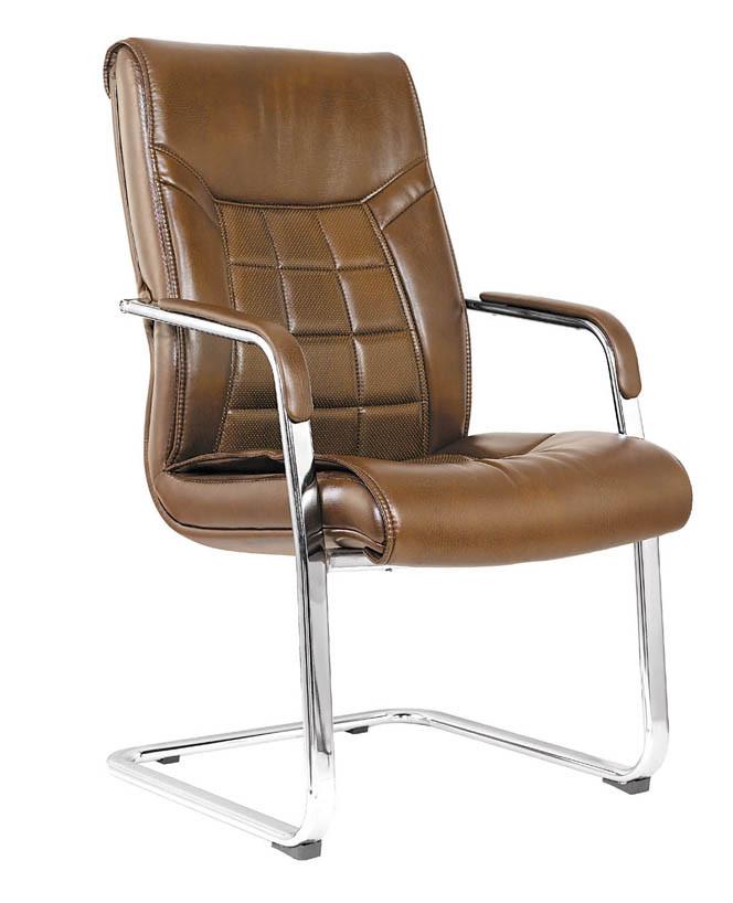 Silla de cuero moderna de la oficina 8045c silla de for Silla oficina moderna