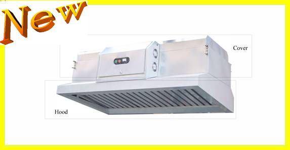 Extracteurs de vapeur de cuisine de commercila avec les - Hotte aspirante sans conduit d evacuation des graisses et vapeur ...