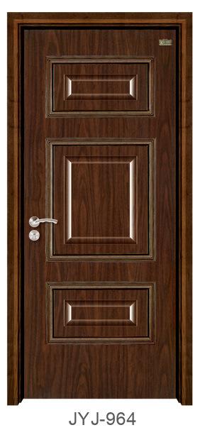 Porte en bois de peinture jyj 964 porte en bois de peinture jyj 964 fournis par zhejiang for Peinture pour porte en bois