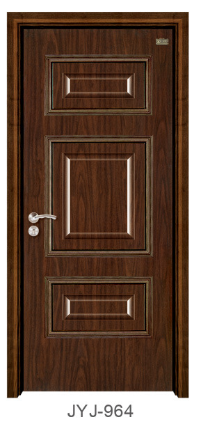 Porte en bois de peinture jyj 964 porte en bois de for Peinture pour porte en bois