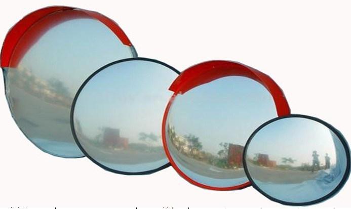Specchio convesso esterno di sicurezza stradale di alta - Specchio parabolico stradale normativa ...