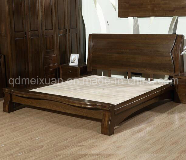 Foto de camas matrimoniales modernas de la base de madera - Bases de cama de madera ...