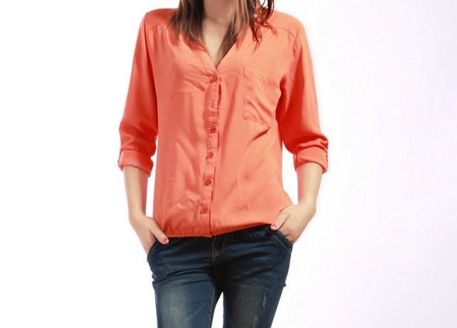 Блузки Рубашки Женские 2013