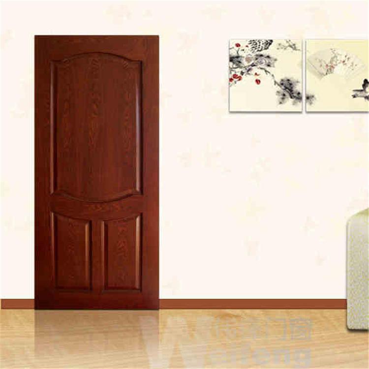 Porte int rieure en bois de ritz porte de placage portes Porte de chambre bois