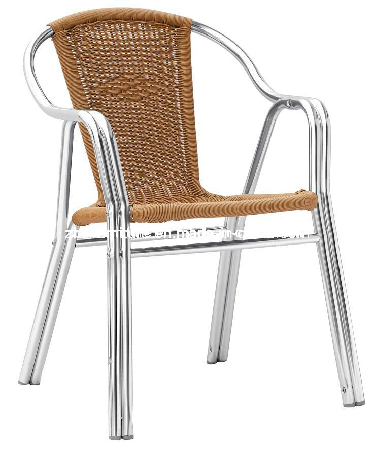 고리 버들 세공 안뜰 의자, 등나무 의자, 알루미늄 의자 (SGT-1 ...